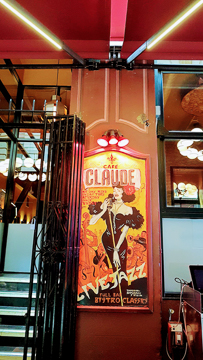 Cafe Claude, San Francisco's French quarter