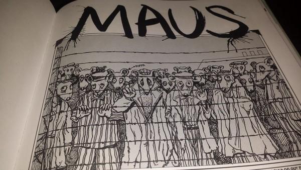 Cartoon Retrospective By Art Spiegeman At Toronto S Art