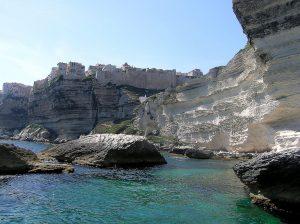 Corsica rocks